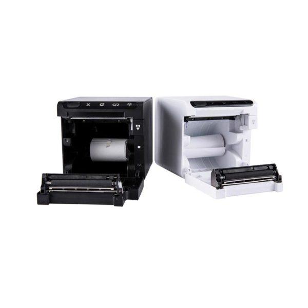 Imprimanta POS 80 BSUE Serial/USB/LAN black
