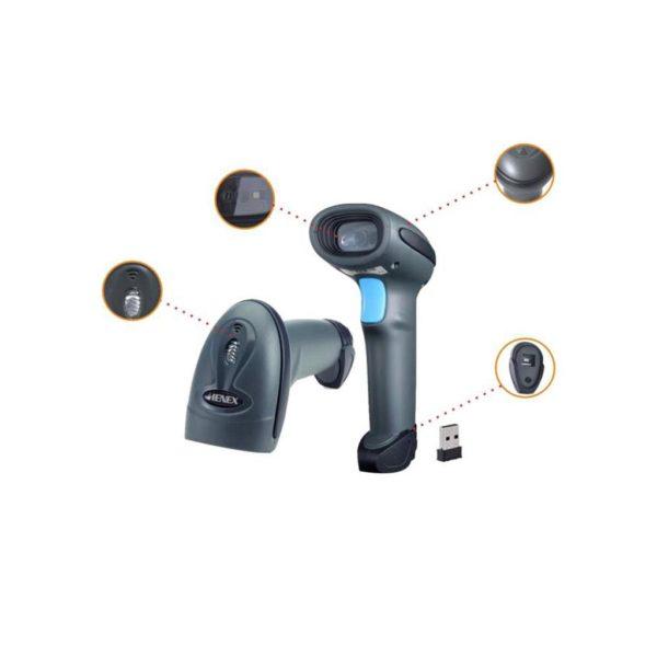 Cititor coduri de bare Wireless Henex-3208R